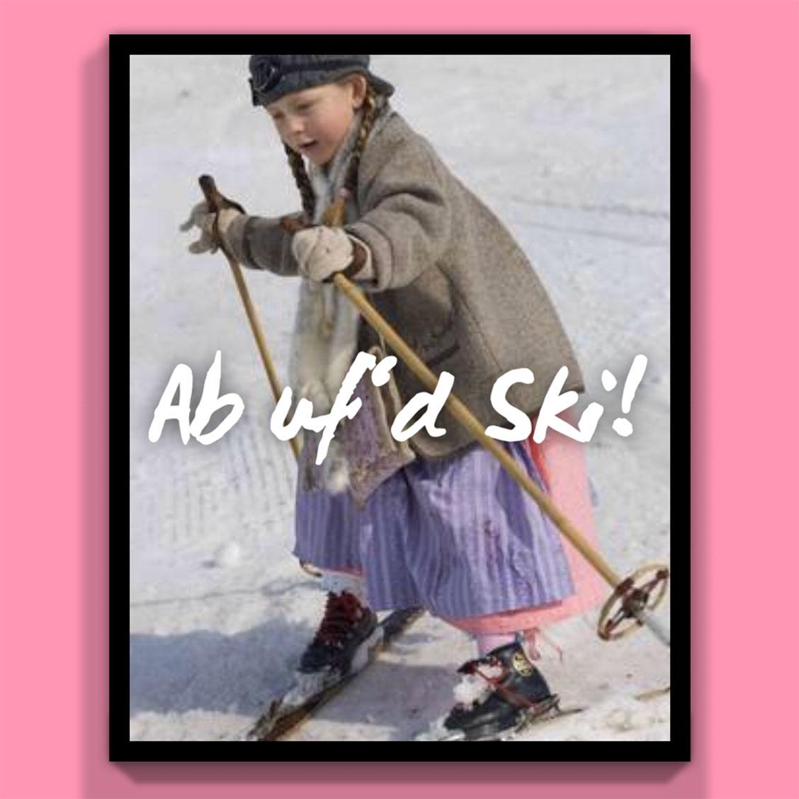 Skifahren ist gesund, oder!?