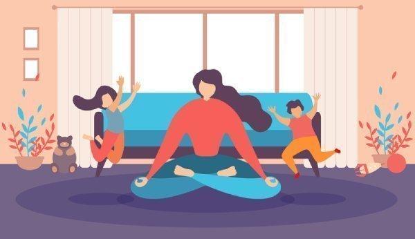 Grafik zum Thema Familienkonflikte